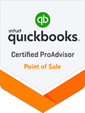 QuickBooks Point of Sale Certified